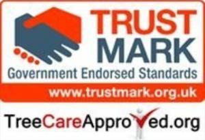 Trustmark Tree Surgeon Logo